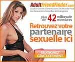 Adult Friend Finder - Plus de 42 millions de membres