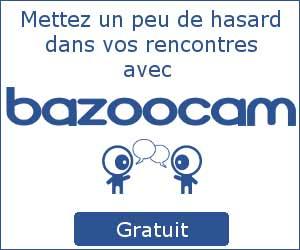 BazooCam - Tchat vidéo aléatoire et site de rencontres