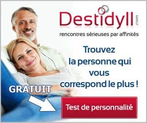 Destidyll - Rencontres sérieuses par affinités