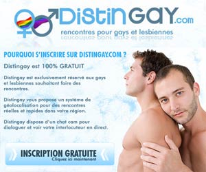 DistinGAY - Site gay 100% gratuit