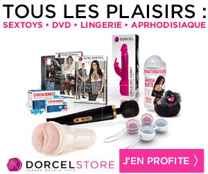 Dorcel Store - La boutique de tous les plaisirs pour elle et lui