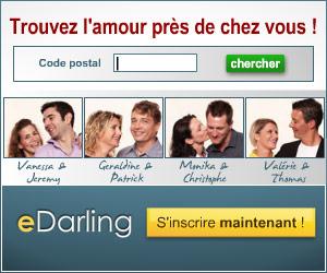 eDarling - Trouver l'amour près de chez soi