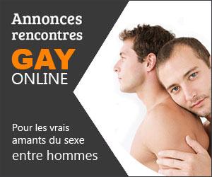 Gay Online - Annonces rencontres et sexe entre hommes