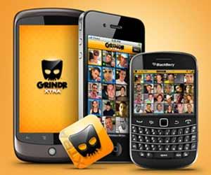 Grindr : Application iOS, Android et BlackBerry pour Gay, Bi et curieux