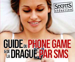 Le Guide du phone game et de la drague par SMS par Sélim Niederhoffer