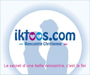Iktoos.com : site de rencontre chrétienne