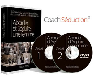 Le Coach Séduction par Nicolas Dolteau
