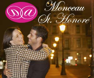 Monceau St Honoré, l'agence matrimoniale haut de gamme à Paris