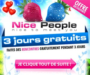Nice People - Rencontres en France et en Belgique