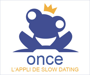 Once : une appli de slow dating