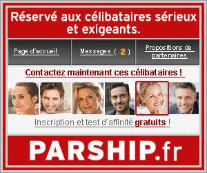 Parship - Rencontres par affinités pour personnes exigeantes