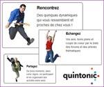 Quintonic - Le site des quinquas dynamiques