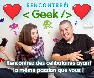 Rencontre Geek : rencontres entre célibataires aux passions communes