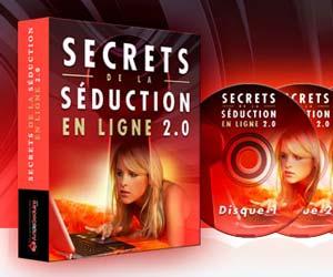 Les secrets de la séduction en ligne 2.0 : une méthode sur DVD par Maxx et Sélim