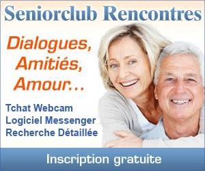 SeniorClub Rencontres - Pour les plus de 40 ans