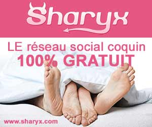 Sharyx : réseau social coquin 100% gratuit