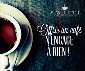 Swiiti.com : un café (virtuel) pour l'accoster
