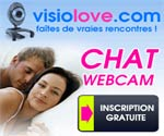 Visio Love : chat webcam en live