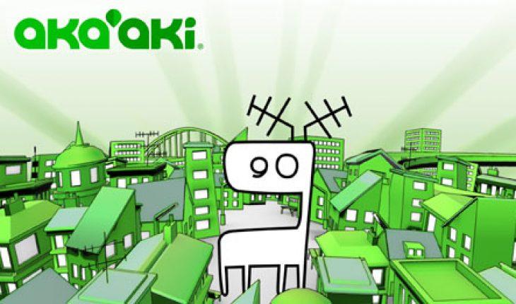Aka Aki - Réseau social géolocalisé