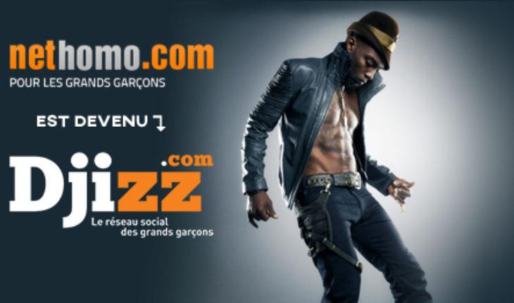 nethomo.com est devenu djizz.com