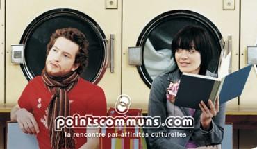 Points Communs - Rencontres par affinités culturelles