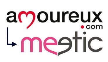 Amoureux.com devient Meetic