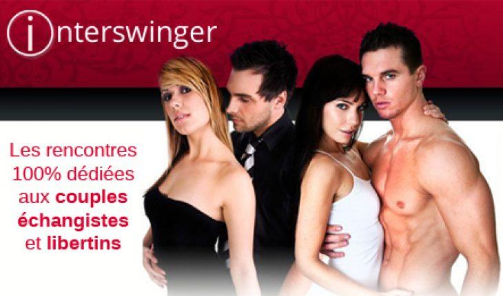 Interswinger : Un site de rencontre100% dédié aux couples échangistes et libertins