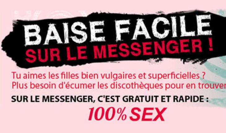 Yes Messenger - Baise facile avec filles vulgaires